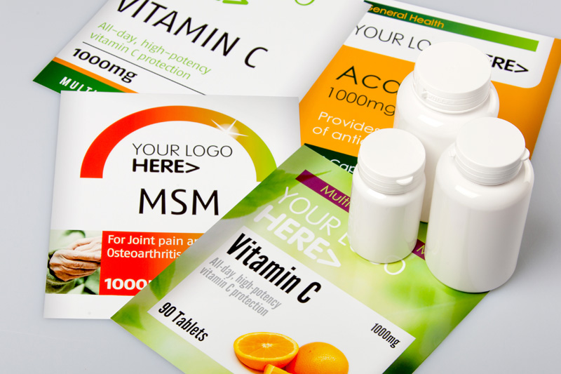 Private label supplement & vitamins manufacturer – ParkAcre